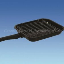 Caravan/ Motorhome Oven/Grill Pan With Removable Handle And Includes Pan Trivit