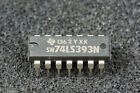 SN74LS393N - Texas Instruments - Counter ICs Dual 4-Bit Binary DIP-14 x 5pcs