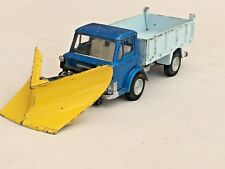 DINKY FORD D800 TIPPER AND SNOW PLOUGH - No 439