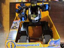Fisher Price Imaginext DC Super Friends New Batbot Batman robot remote control