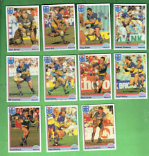1992 RUGBY LEAGUE CARDS - PARRAMATTA EELS