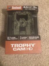 Bushnell 119877C Aggressor No Glow Trophy Trail Camera - Camo