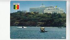 BF18827 le palais de la presidence dakar senegal front/back image