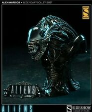 Sideshow Alien Warrior Legendary Scale Bust Exclusive # 241 / 500 New In Box