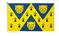 More details for duraflag  shropshire new county england 3ft x 2ft flag with rope and toggle