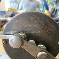 Antique Congress Tampa fishing reel (lot#11647)