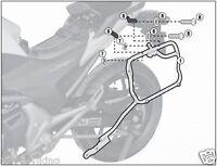 Kawasaki ZZR1400 2009 GIVI PLX446 rack kit for V35 type panniers ZX140D9F + C9FA