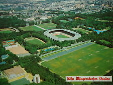 Stadionpostkarte Müngersdorfer Stadion Köln # Z 36