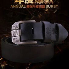 100% Genuine Cow Leather Belt Casual Men's Gorgeous Make Waistband Waist Belt AU