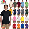 Fruit Of The Loom Mens T Shirt S to XL Blank HD Cotton Short Sleeves T-Shirt Tee