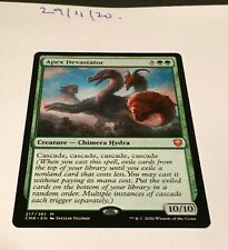 Magic the Gathering MTG Apex Devastator x1 Mythic Rare Card NM/M