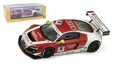 Spark SB027 Audi R8 LMS Ultra #16 Winner 24hr Spa 2012 - 1/43 Scale