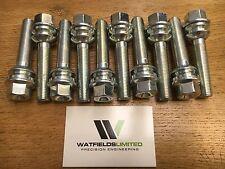 10 x TRANSPORTER T5 M14 x 1.5 wheel bolts, 19mm Hex Head, 58mm Thread Length