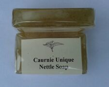 Nettle Soap READ REVIEWS Scottish Caurnie Amazing for Eczema and Psoriasis skin