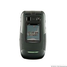 Motorola Quantico W845 Metro PCS RUGGED FLIP Cellular Phone GOOD