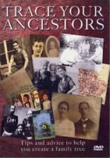 Trace Your Ancestors (DVD, 2004) new freepost