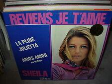 SHEILA reviens je t'aime ( world music )