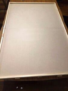 3000 piece jigsaw tray, sorting draws extra large 132 x 87 cm AUSTRALIAN MADE