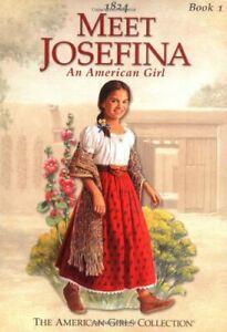 Complete Set Series - Lot of 6 American Girl: Josefina books by Valerie Tripp