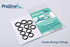 BCD Inflator Hose O-Ring Kit Scuba Dive O-Rings For Hoses