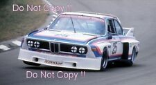 Ronnie Peterson BMW 3.5 CSL Watkins Glen 6 Hours 1975 Photograph