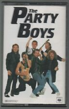 THE PARTY BOYS Cassette 1987 self titled Quo Kevin Borich AC/DC Chisel Angels