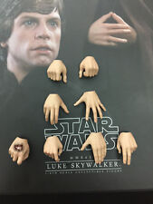 Hot toys Star Wars Luke Skywalker MMS429 Return Of The Jedi - hands set