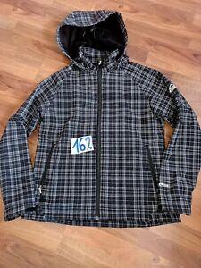 [162] Damen jacke gr 44 schwarz mckinley dry-plus