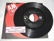 "Sting ""We'll Be Together / Conversation With A Dog"" 45 RPM, 7"",+Jukebox Strip"