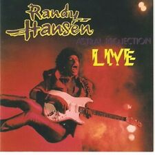 "Randy Hansen:  ""Astral Projection - Live""   (CD Reissue)"