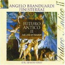 "ANGELO BRANDUARDI ""FUTURO ANTICO II""  CD NEU"