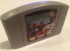 Star Fox 64 Starfox Nintendo 64 N64 - Cartridge Only - Cleaned, Tested, Works