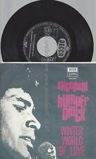 "7""--ENGELBERT HUMPERDINCK--WINTER WORLD OF LOVE--JUGOTON"
