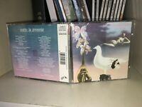 ANTONELLO VENDITTI SOTTO LA PIOGGIA CD TIMBRO SIAE HEINZ/RICORDI CDSLP2700