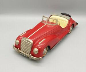 Original Distler Mercedes Benz Cabrio 50er Jahre made in US Zone Germany