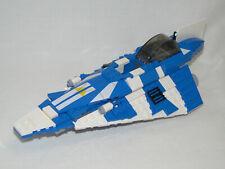 Lego Star Wars 8093 Plo Koon´s Starfighter ohne Figuren