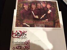 Season 3 Graduation Buffy Uncut Inkworks