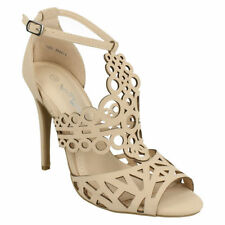 Buckle High (3 in. to 4.5 in.) Stiletto Heels for Women