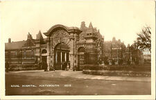 PORTSMOUTH( Hampshire) :Naval Hospital RP -W H SMITH 'KINGSWAY' series