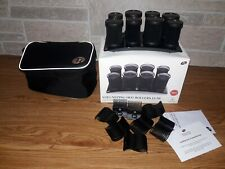 T3 Volumizing Hot Rollers LUXE  Set With Luxurious Storage Case