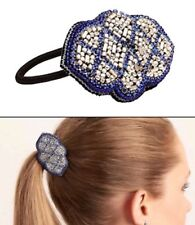 Mimco 💞 New Sacred Crystal Beaded $29.95 Pony Holder Hair Clip Pin Fascinator