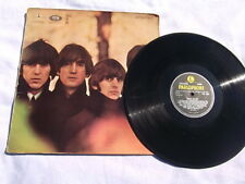 Y&B BEATLES FOR SALE UK LP 1st STEREO PRESSING 1964, KT TAX CODE 'SOLD IN UK' EX