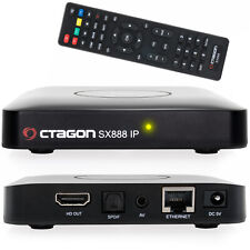 OCTAGON SX888 HD Receiver Box H.265 Stalker m3u Playlist WebTV HDMI HDTV