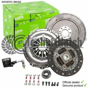 Valeo clutch, flywheel with CSC for Citroen DS4 Hatchback 1560ccm 114HP 84KW