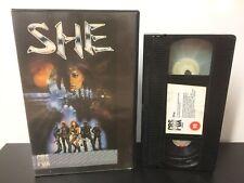 SHE - (VHS) - Big Box - Ex Rental