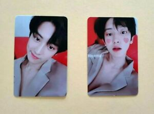 EXO Authentic Official LOVE SHOT 5th Album Repack Photocard - Chanyeol