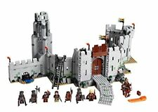LEGO? Lord of the Rings LOTR Battle of Helm's Deep Castle w/ Minifigures | 9474