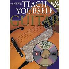 GITARRE - TEACH YOURSELF GUITAR - mit DVD - STEP ONE