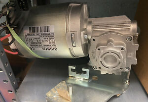 Amer Right Angle Worm motor w/gear AOMPI40 6910538E 300 Watt,  36v DC, 115Rpm