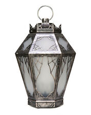 Haunted Lantern Animated Decoration Halloween Animatronic Prop Lamp post